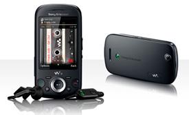 Sony Ericsson Zylo™ och Spiro™